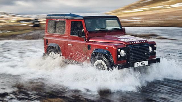 Land Rover Defender Works V8 – Novi stari Defender