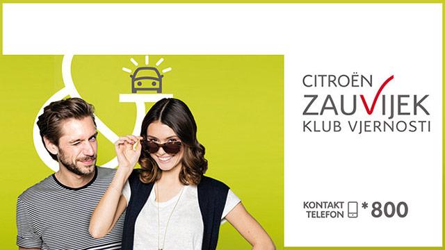 Popust od 30% na amortizere i ovjes za članove kluba Citroën zauvijek