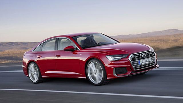 Audi predstavio novi A6