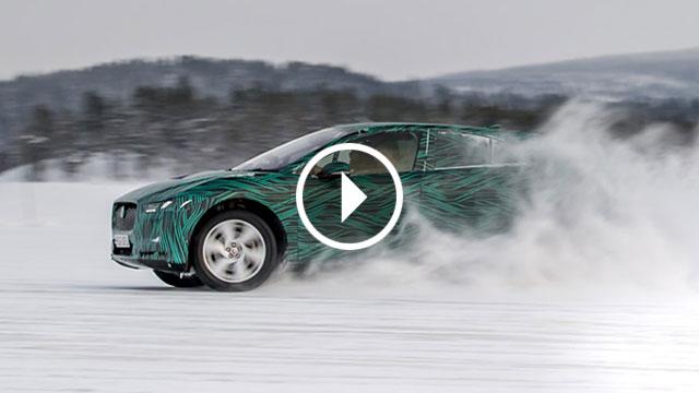Jaguar I-Pace – službena premijera 1. ožujka
