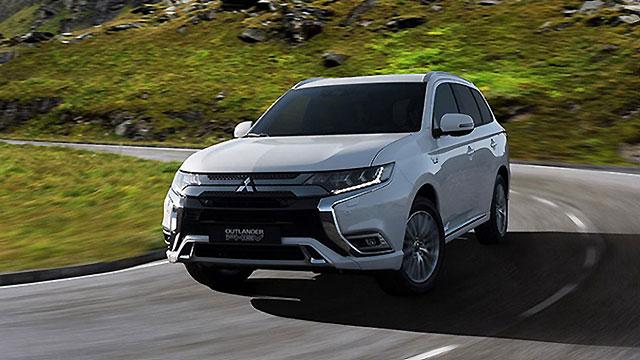 Mitsubishi osvježio Outlander PHEV