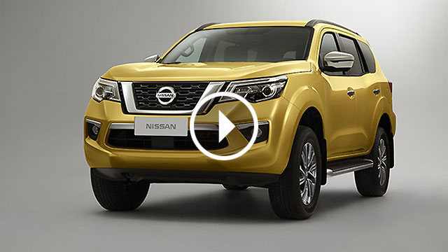 Nissanov pickup Navara postao SUV Terra