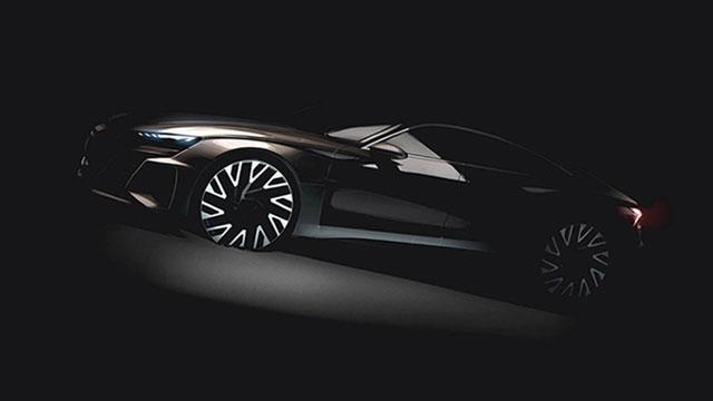 Audi E-Tron GT stiže 2020.
