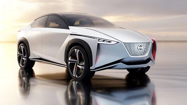 Nissanov električni crossover s autonomijom od 350 km