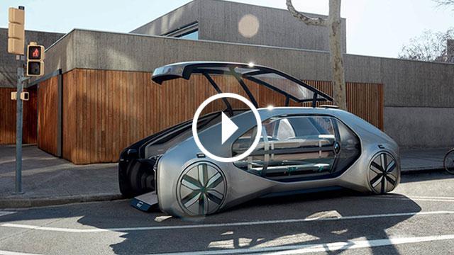 Renault EZ-GO – automobil i usluga