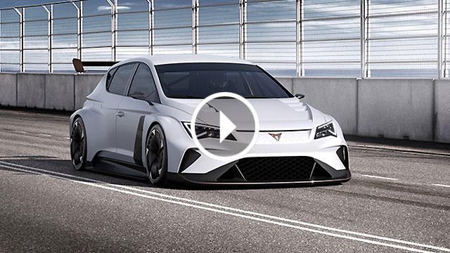 Cupra e-Racer će biti prvi električni Touring automobil