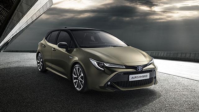 Nova Toyota Auris – dva hibrida, nema dizela