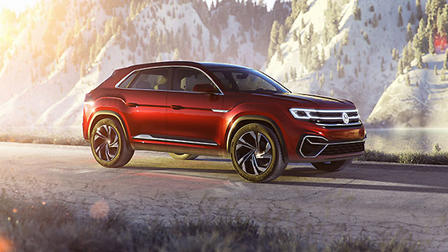 Volkswagen Atlas Cross Sport – X6 za mase