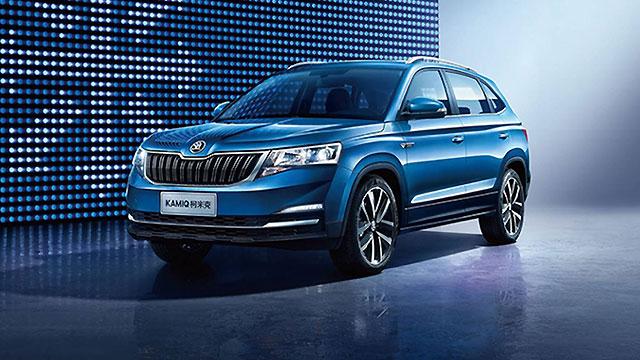 Škoda predstavila novi SUV Kamiq