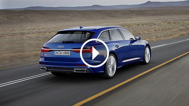 Audi A6 Avant – još jedan karavanski ljepotan iz Ingolstadta