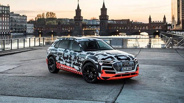 Audi E-Tron će nuditi autonomiju od preko 400 km