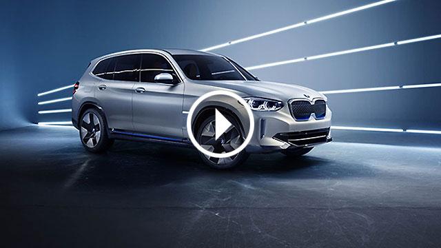 BMW iX3 na tržište stiže 2020.