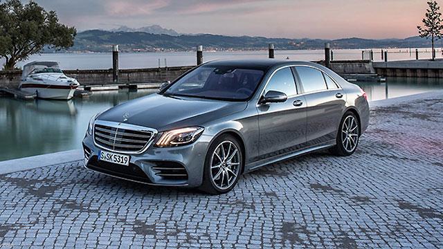 Mercedes-Benz potvrdio veliku električnu limuzinu EQ S