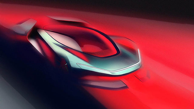 Pininfarina uskoro predstavlja električni superautomobil PF0