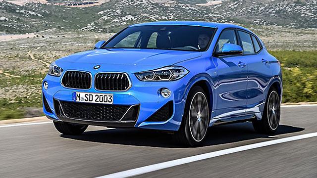Sprema li BMW cabrio SUV-ove?