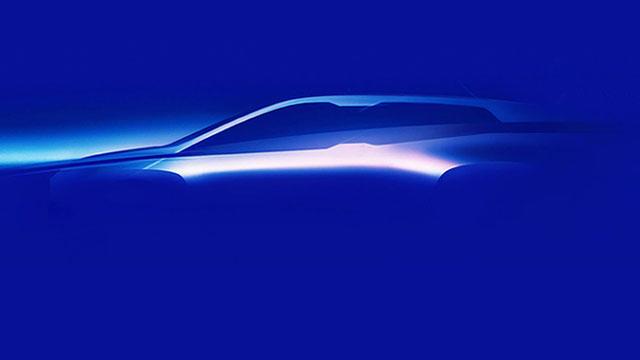 BMW iNEXT će biti električni Crossover