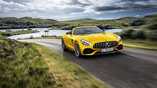 Mercedes-AMG GT sada i u S Roadster izvedbi
