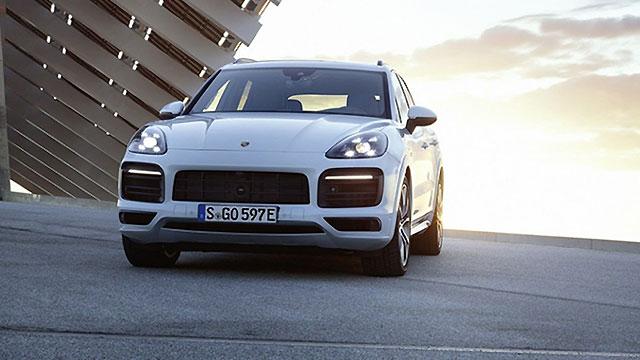 Porsche predstavio Cayenne E-Hybrid