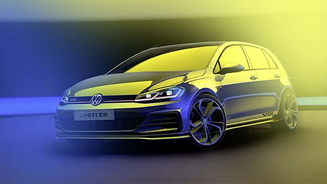 Volkswagen najavio Golf GTI TCR