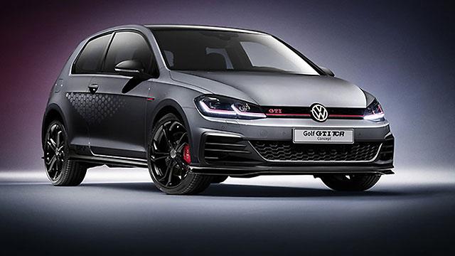 Volkswagen predstavio najbrži Golf GTI