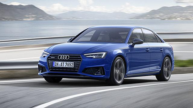 Audi predstavio osvježeni A4 i A4 Avant
