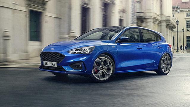 Ford sprema crossover temeljen na Focusu