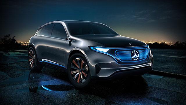 Mercedes-Benz EQ C će debitirati 4. rujna