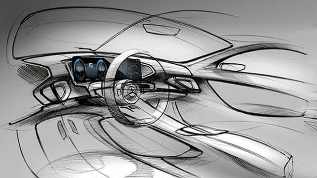 Mercedes-Benz najavio interijer novog generacije modela GLE