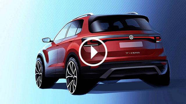 Volkswagen najavio T-Cross