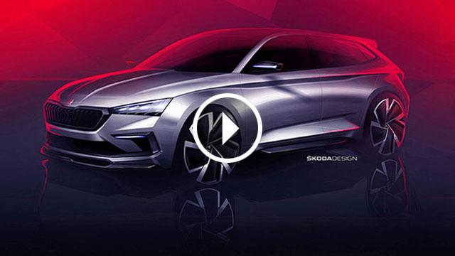 Škoda Vision RS najavljuje budući češki hot-hatch
