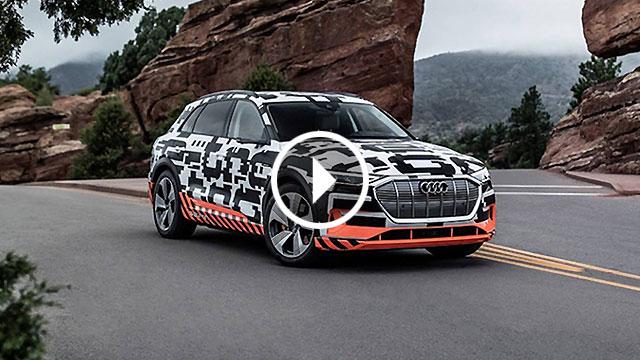 Audi E-Tron – prvi službeni tehnički podaci
