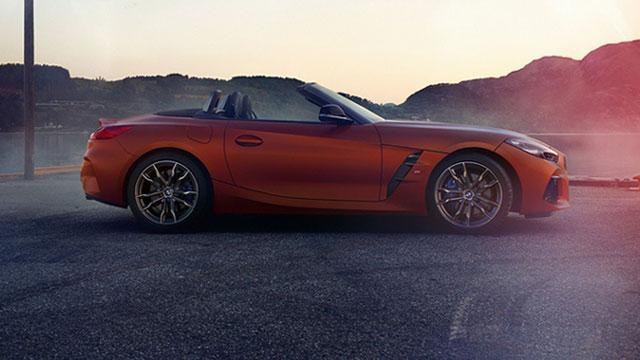 Novi BMW Z4 – prve službene fotografije
