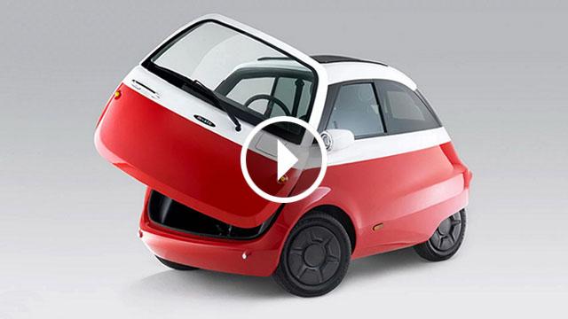 Moderna verzija BMW-ove Isette stiže na tržište