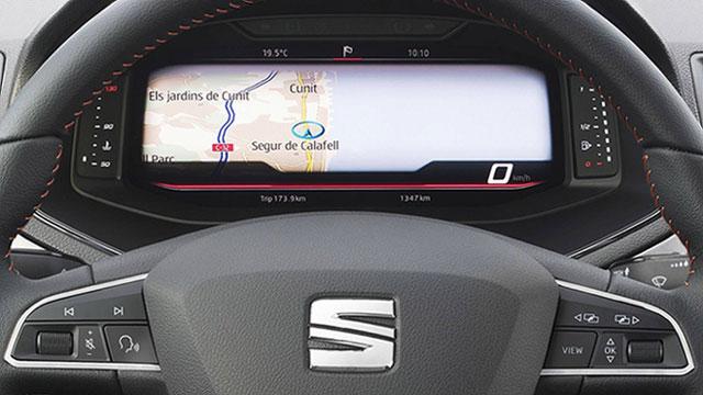 Seat Ibiza i Arona dobili digitalnu instrumentnu ploču