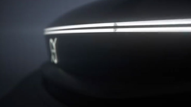 Volvo: teaseri novog modela