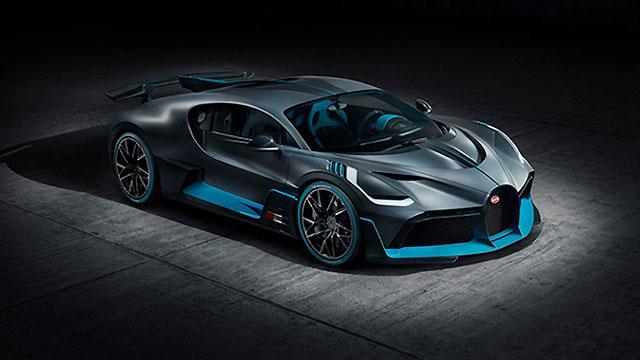 Bugatti razvija nekoliko novih izvedbi modela Chiron