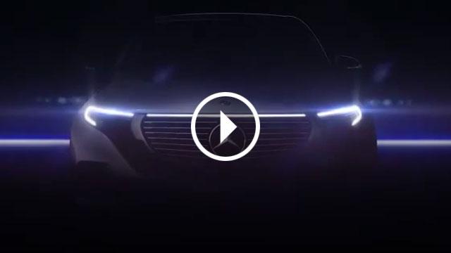 Mercedes-Benz nam je još jednom dao uvid u EQ C