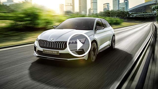 Škoda Vision RS – privlačna budućnost češke marke