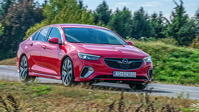 Opel Insignia Grand Sport 2.0 DTH GSi