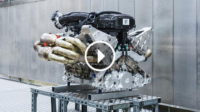 Aston Martin predstavio cosworthov V12 koji će pokretati model Valkyrie