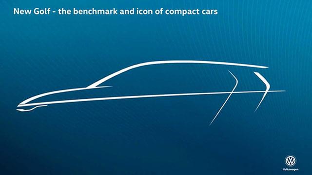 Volkswagen objavio teaser novog Golfa