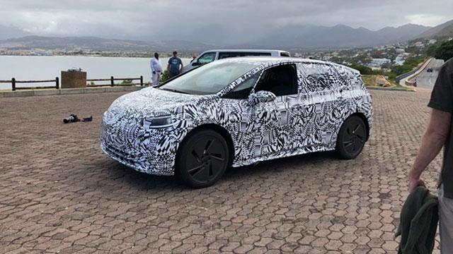 Volkswagen započeo s testiranjem modela I.D. hatchback
