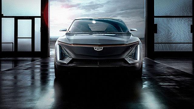 Cadillac predvodnik GM-ove električne ofenzive