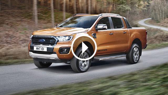 Ford osvježio europski Ranger
