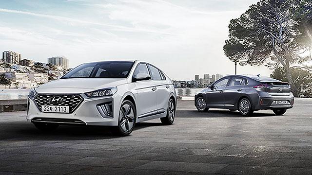 Hyundai osvježio model Ioniq