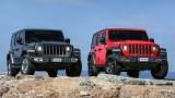 Jeep Wrangler i Cherokee facelift