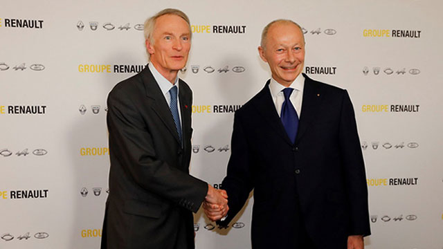 Renault izabrao novo vodstvo