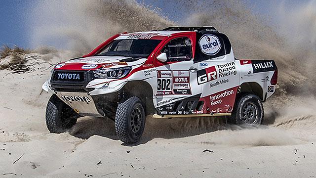 Toyota Gazoo Racing osvojila Dakar 2019