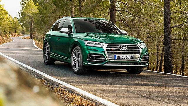 Audi predstavio dizelski SQ5 TDI