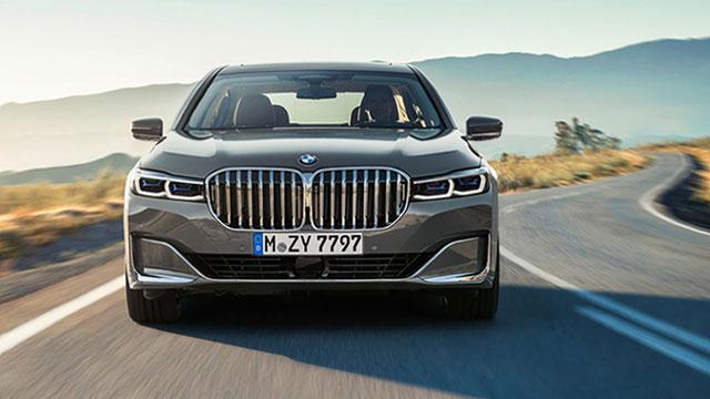Planira li BMW električnu seriju 7 – i7?